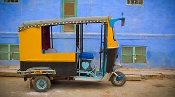 Golden Triangle Tour with Jodhpur 6 Nights 7 Days